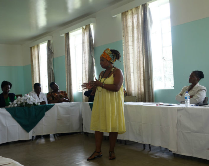 Training mental health workers
