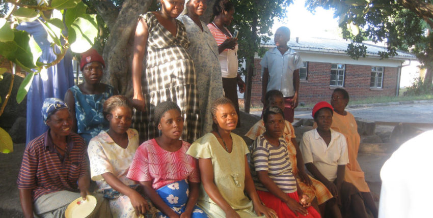 The Friendship Bench: changing lives in Mbare and beyond