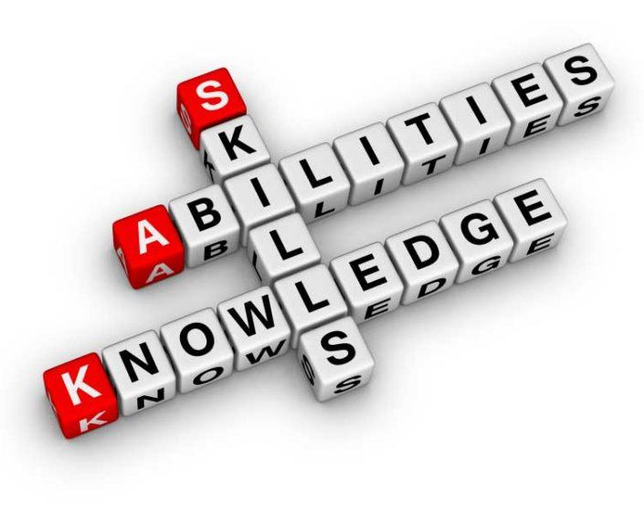Skills database
