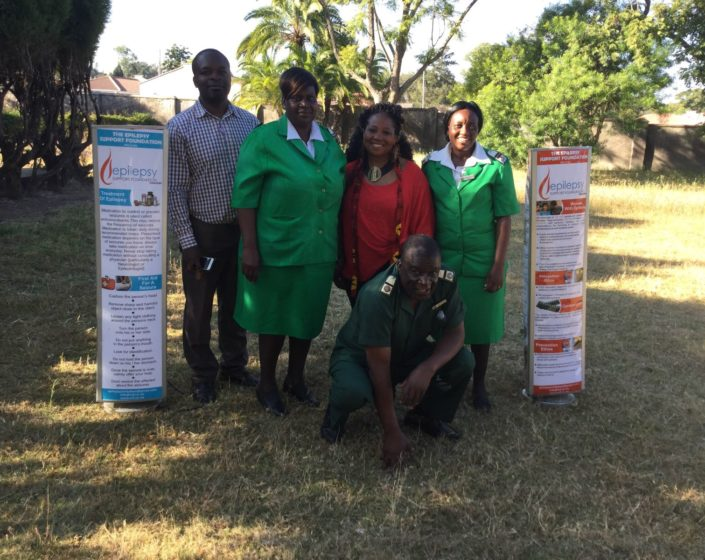 Supporting Epilepsy Care in Zimbabwe